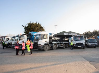 south coast skips fleet