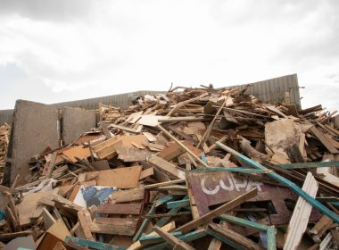 wood recycling centre