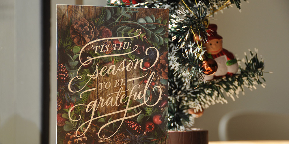 can you recycle christmas cards
