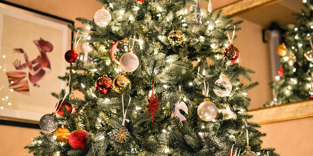 can you recycle christmas trees