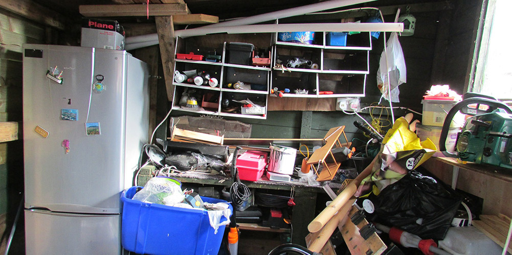 preparing for a DIY house clearance
